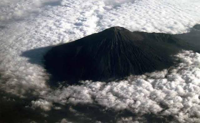 slamet gunung