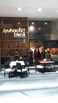 Restoran Jepun - Jyuhachi Ban