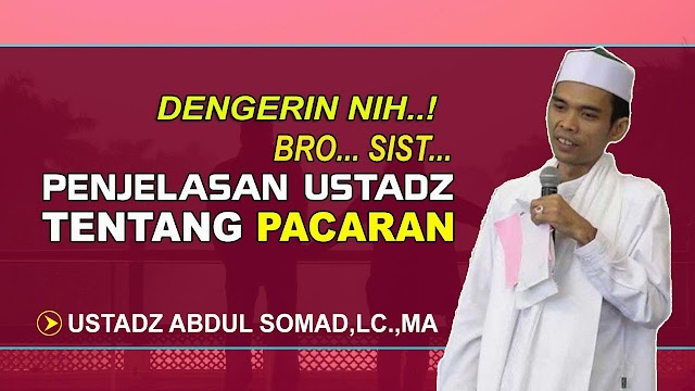 Ngakak... Ceramah Ustadz Abdul Somad Buang Pacar Pada Tempatnya