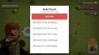 Macro AutoTouch Tools Apk