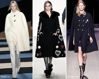 trend capes 2016