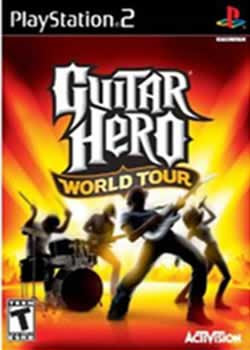 Guitar Hero 4 World Tour (PS2) 2008