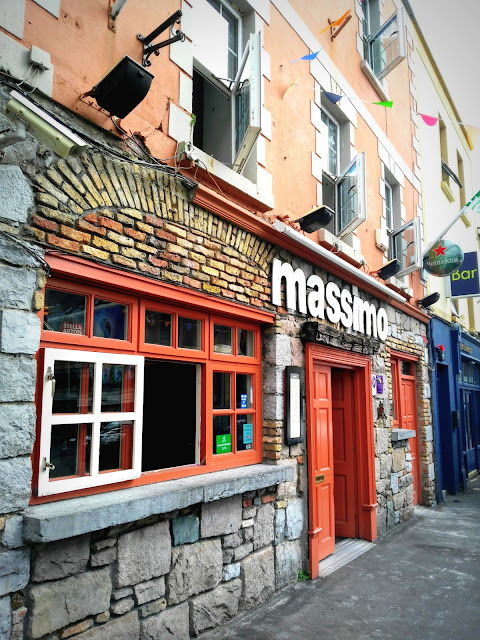 Massimo restaurant, Galway