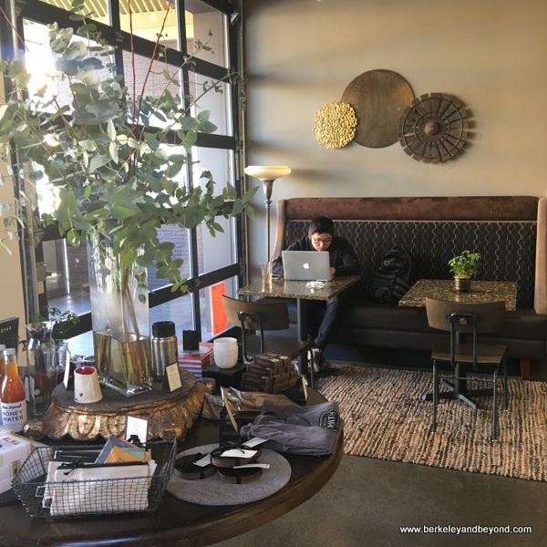 cafe at Smith Teamaker in Portland, Oregon
