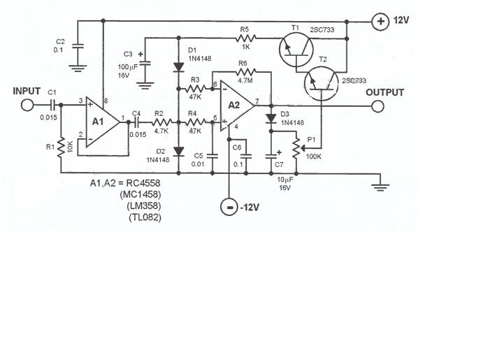 * AVC circuit diagram ~ Graetz