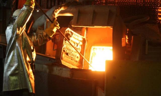 Venalum perdió 22 celdas de producción por falla eléctrica