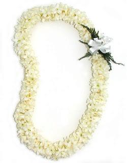jual kalung bunga