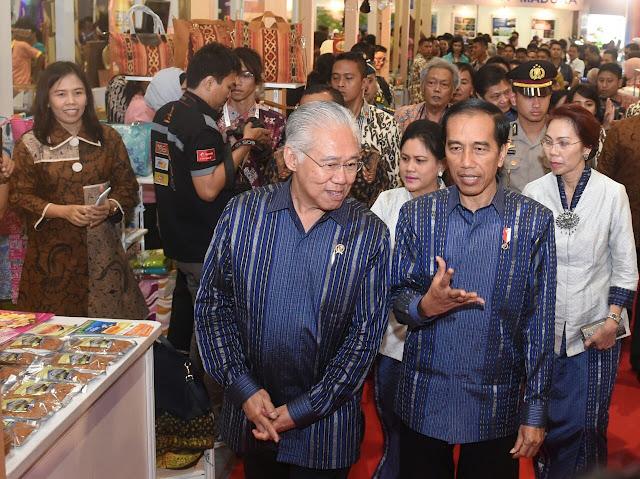 Enggartiasto Lukita Tampar Jokowi