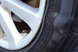 Cara Mengatasi Dan Memperbaiki Ban Mobil Benjol dengan Cepat Dan Mudah
