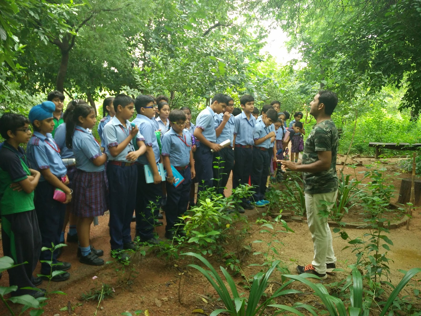 The Conservation Education Centre Bnhs Hosts Festival Of