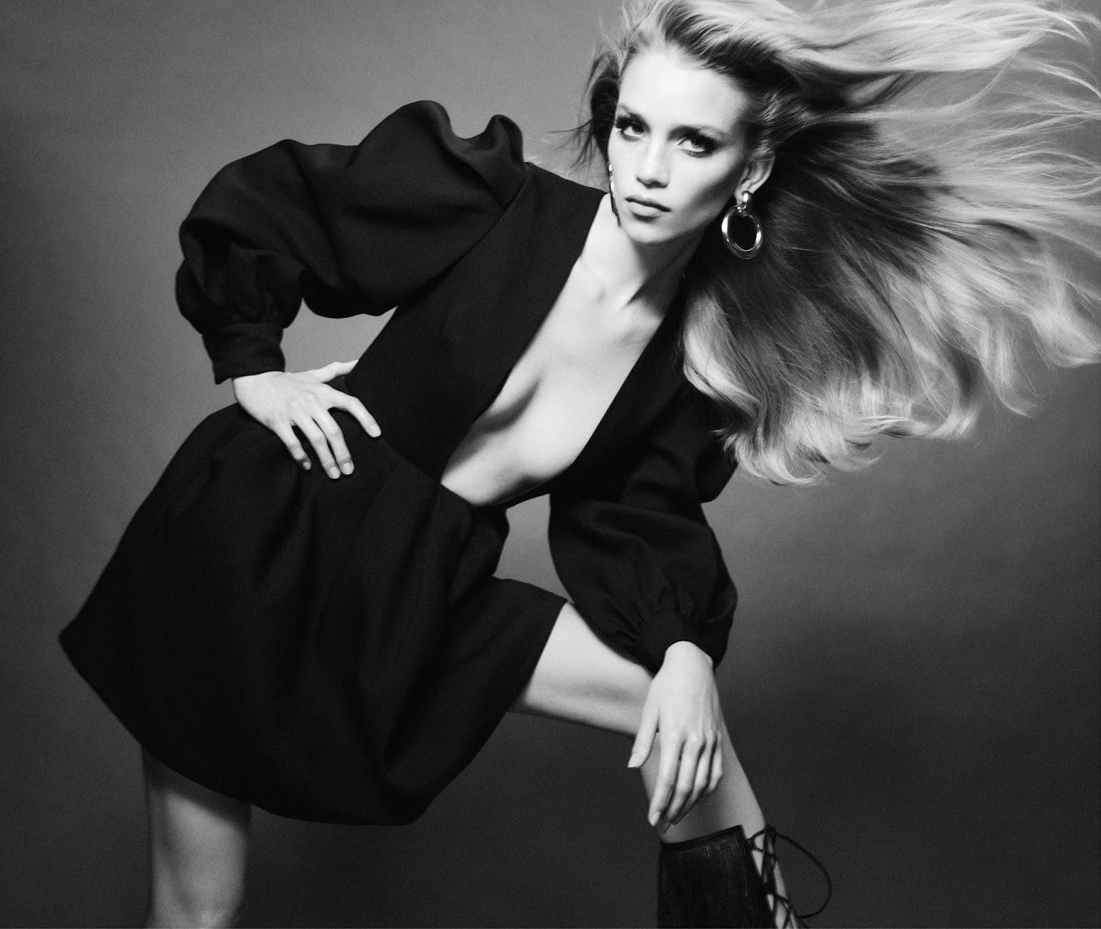 Rebecca Longendyke Vittoria Ceretti In Vogue Paris March 2020 By Images, Photos, Reviews
