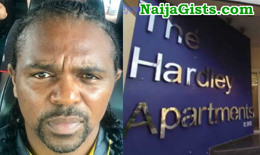 kanu nwakwo seized hotel sold amcon