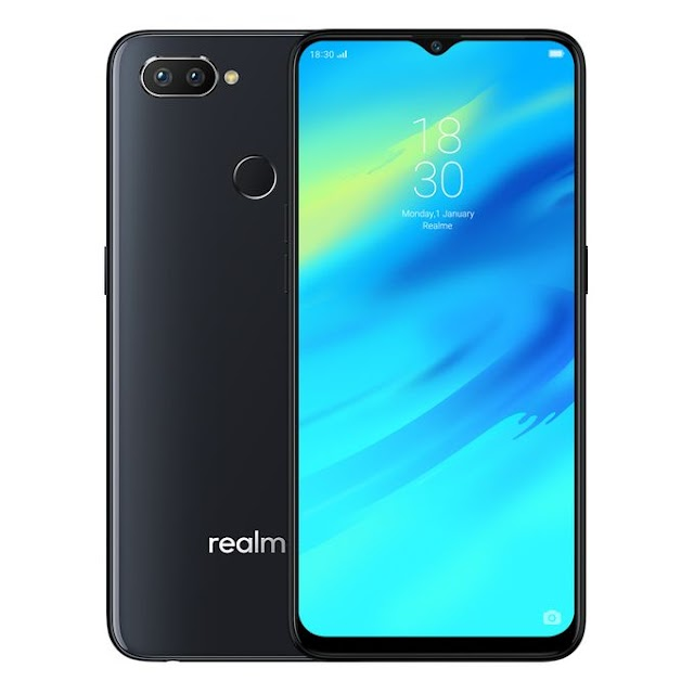 Artificial Intelligence Mobile Technology in Realme 2 Pro Phone