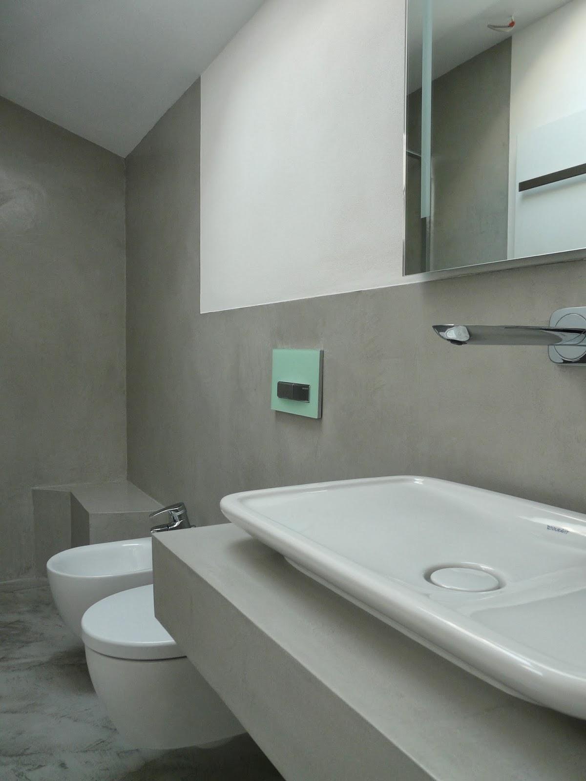 Wand-Wohndesign-Beton-Cire: 2013