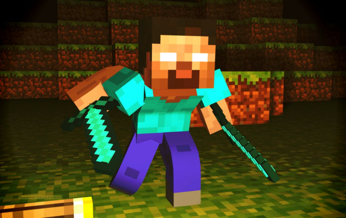 Minecraft Wallpaper Herobrine Wallpapers Memes