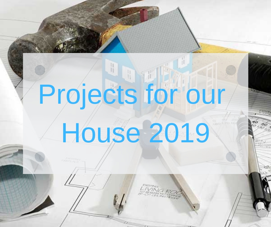 Stephanie Kamp Blog: Projects for Our House 2019