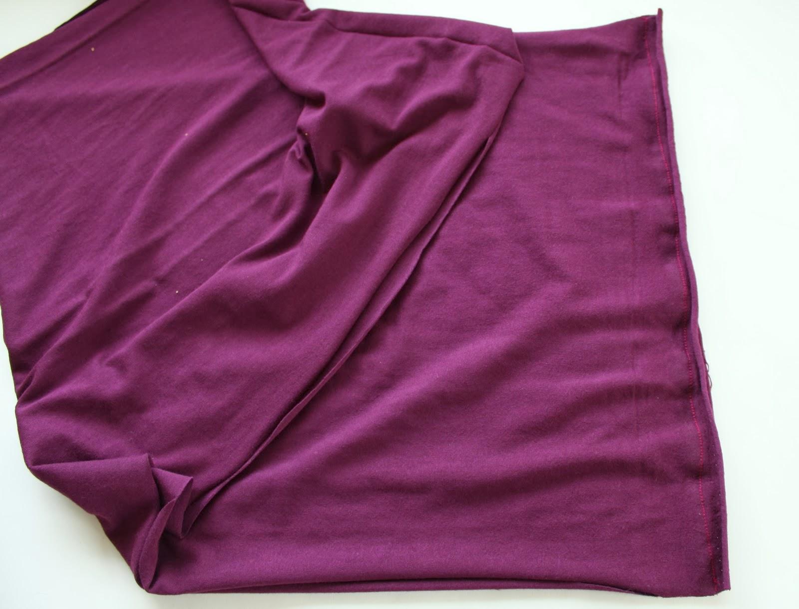 DIY: 2 maxi faldas fáciles