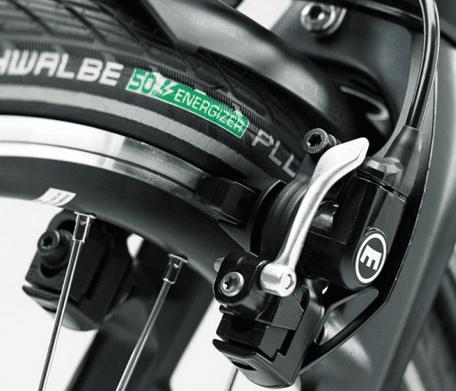 гидравлические тормоза v-brake