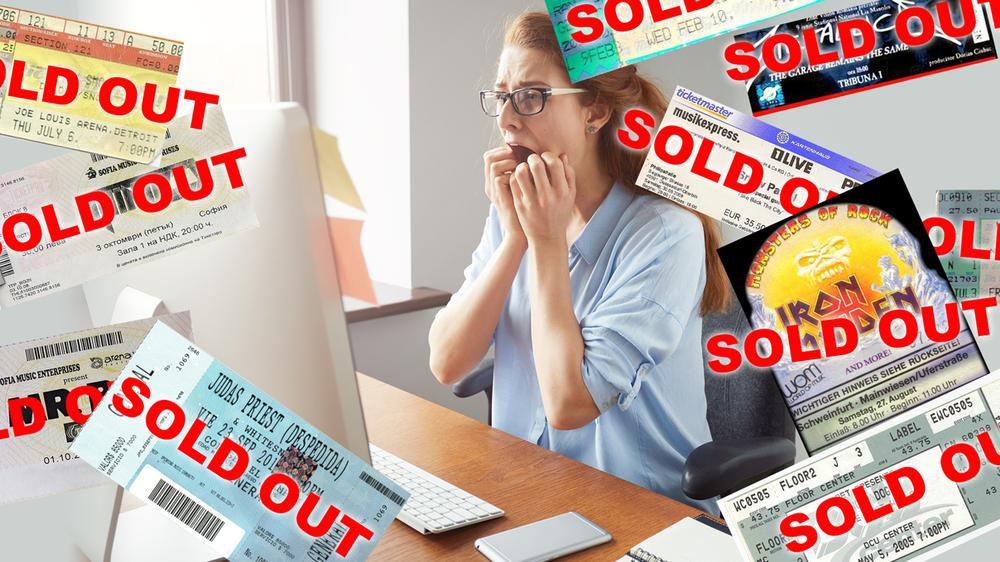 How To Make Money Buying And Selling Concert Tickets  How To Make A Concert Ticket