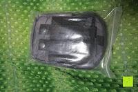 Verpackung: Greatlizard Außen multifunktionale Nylon taktische Tasche stark und dauerhaft im Freien Armee taktische Taschen (schwarz Python-Muster)