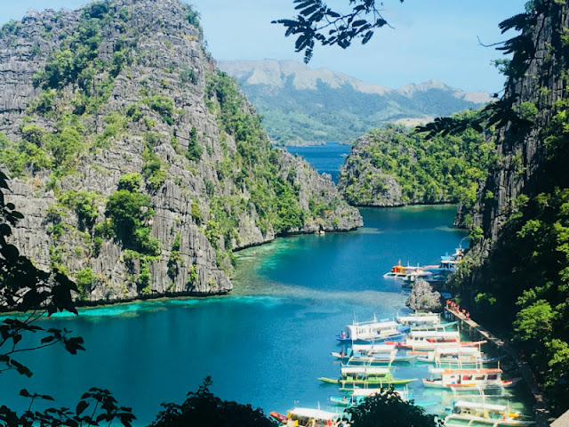 Coron Ultimate Tour. This tour is actually Coron Island Ultimate Tour that includes the beautiful Kayangan Lake.