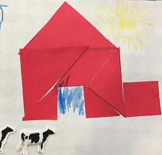farm tangrams for 2D math learning