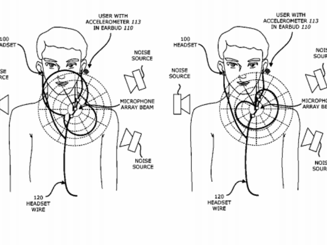 bone conduction headphones diagram