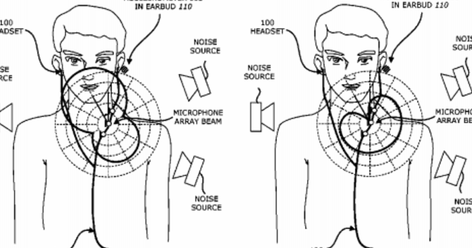 apple patent hints at  u0026 39 bone conduction u0026 39  headphones