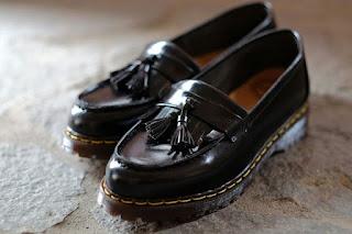 Model Sepatu Kulit Nappa Milano Blake Ribbon pria kekinian