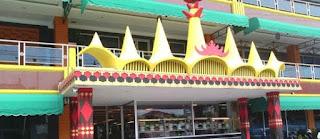 Rumah Makan Padang, Begadang Resto