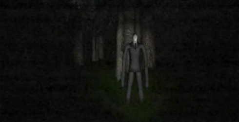 Slender Man Game Online