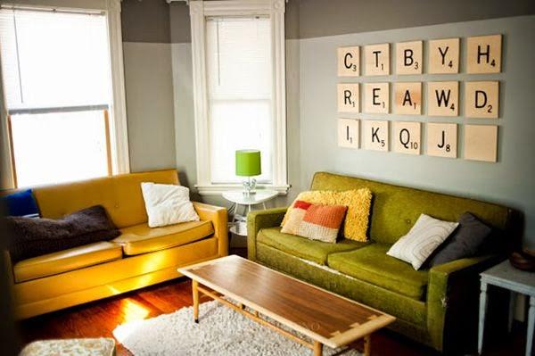 creatividad y nuevos diseños en las pareces de tu casa
