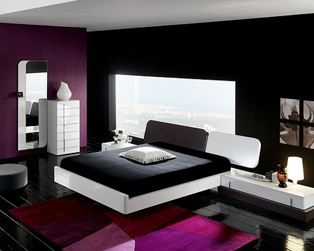 Black White And Red Bedroom Ideas Interior Designs Room
