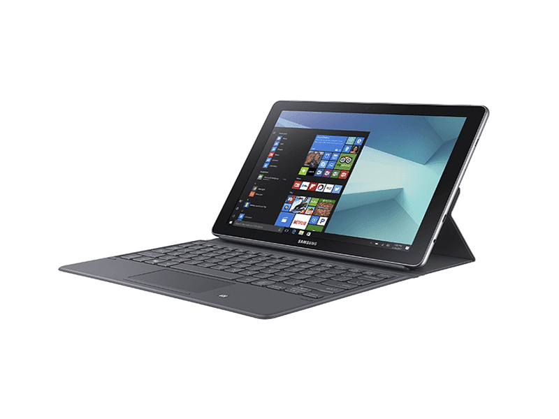 Work and play with the Galaxy Book