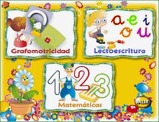 Juegos Educativos Para Ninos De 3 A 5 Anos Recursos Digitales Para