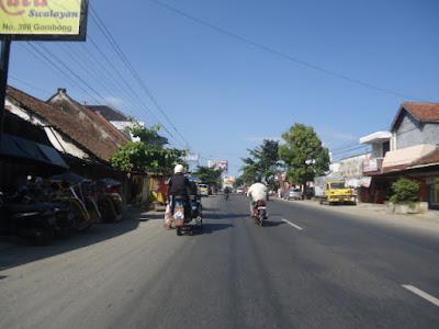 Jalan Yos Sudarso Gombong