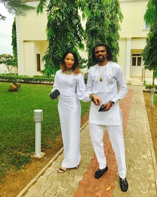 Kanu And His Wife Amara Unfollow Each Other On Instagram