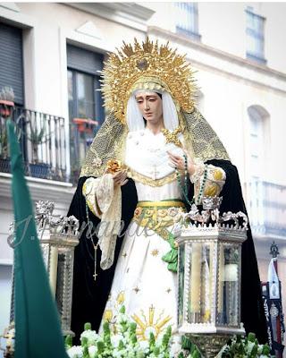 La Pro-Hermandad del Sol contrata a la A.M. Virgen de Gracia