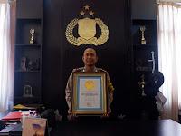 Kapolres Aceh Besar Ukir Prestasi Bersejarah