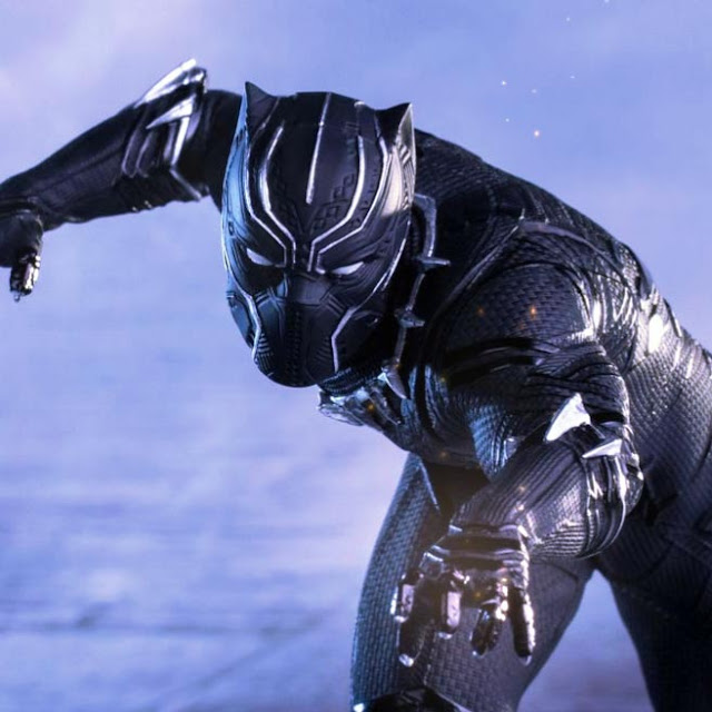 (Marvel) Black Panther Wallpaper Engine
