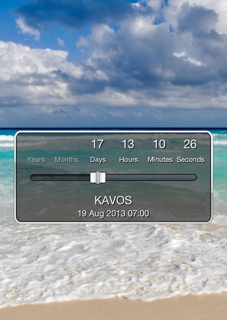 The Kavos countdown