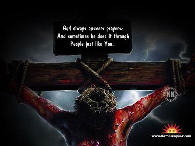 Lollipopbazar Blogs Wallpaper Of Jesus