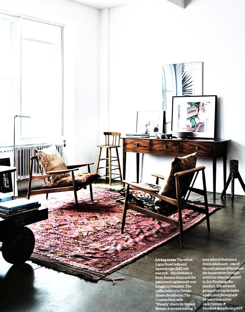 larritt evans elle decoration uk