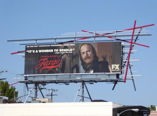Fargo season 3 a wonder to behold Emmy billboard
