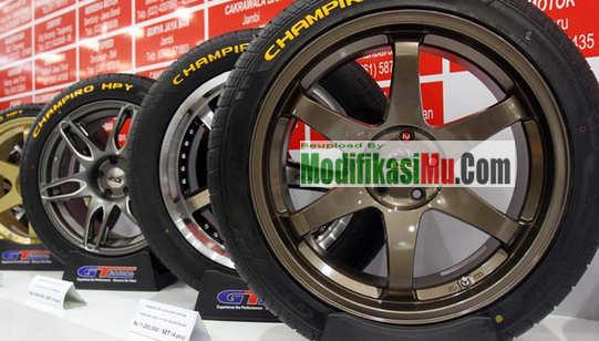 Ban Mobil GT Radial Champiro HPY - Daftar Harga Ban GT Radial Champiro Classiro dan Savero Berbagai Ukuran Ring Pelek Mobil