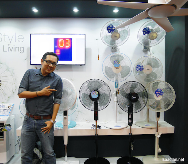 Me and my fans