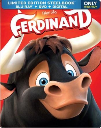 Ferdinand 2017 English Bluray Movie Download