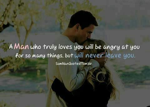 A Man Who Truly Loves You Lovequotes247blogspotcom Best Quotes