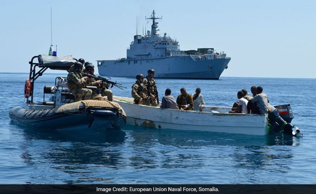 Two pirates killed in attempt to hijack ship near Somalia