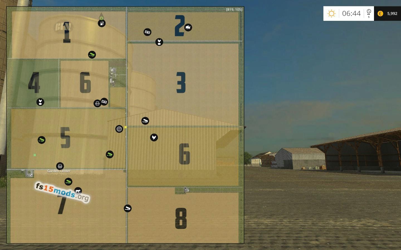 Fs15 Usa Montana Map Fs15 Mods